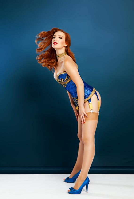 Madame de Minou - Blue Seduction