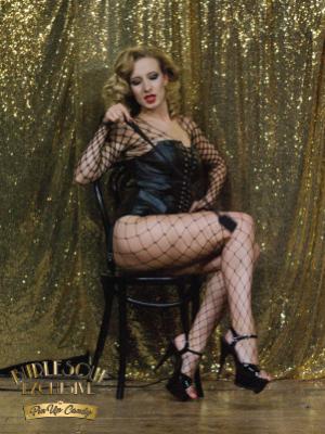 Madame de Minou pokaz burleski Mr Pervert Jack's Bar Warsaw