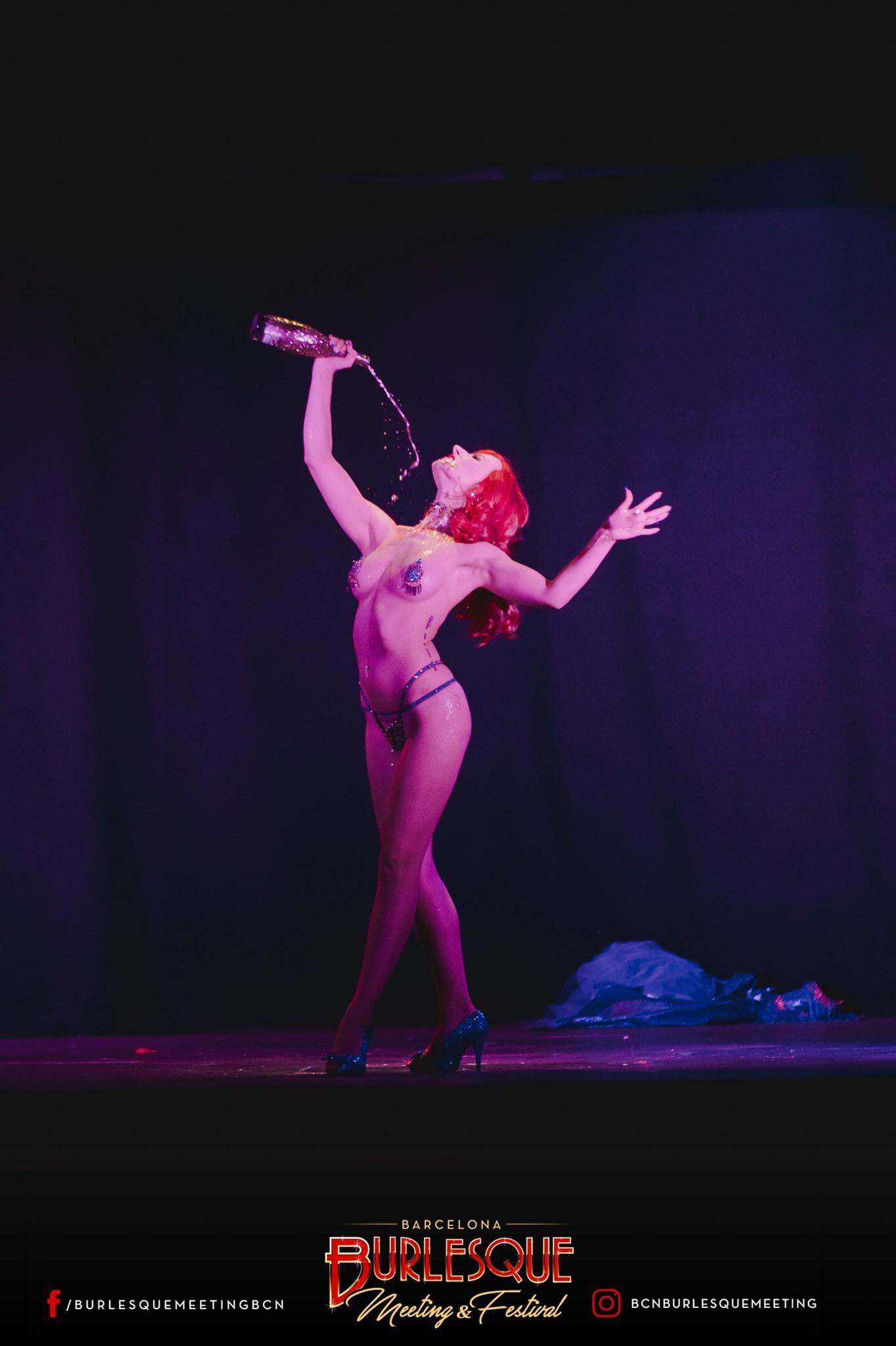 burleska madame de minou festiwal w barcelonie wieczór kawalerski