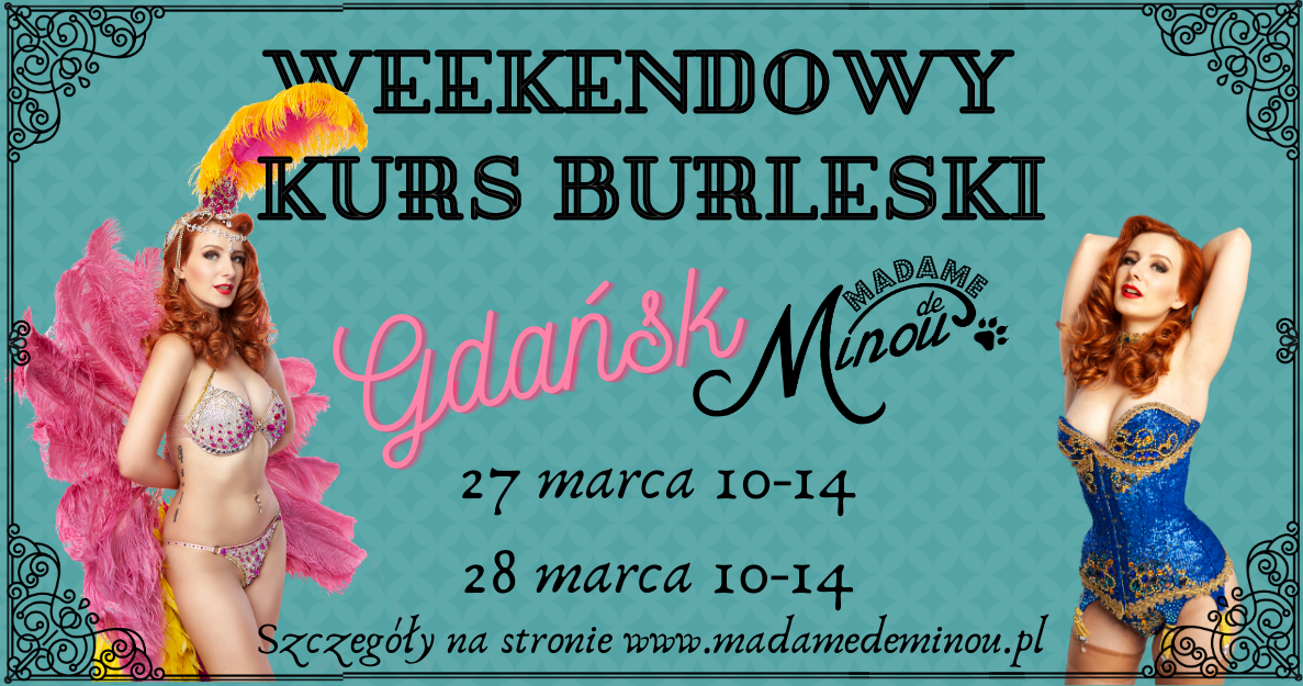 weekendowy kurs burleski